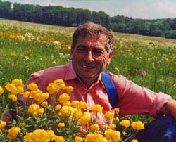 Herbergsvater Gerhard Trapp